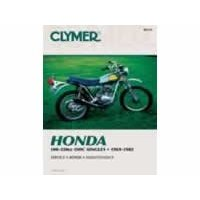 Show details of CLYMER HON 125/200 TWINS M321.