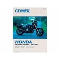 Show details of CLYMER HON 700-1100 VFOUR M327.