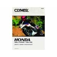 Show details of CLYMER HON 500 VFOUR M329.