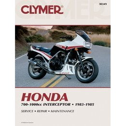 Show details of CLYMER HON VF700-1000 V4 M349.