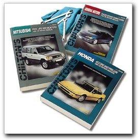 Show details of Chilton Chevy Astro/Safari 1985-1996.