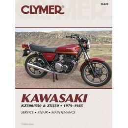 Show details of CLYMER KAW KZ5/550 KX550 M449.
