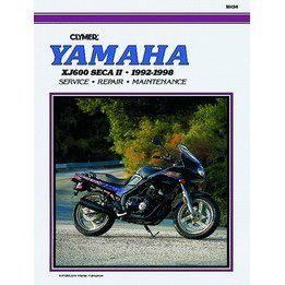 Show details of CLYMER YAM XJ600 SECAII M494.