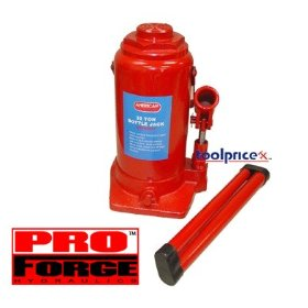 Show details of 32 Ton Hydraulic Bottle Jack.
