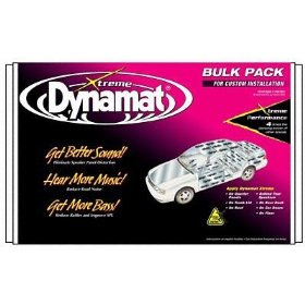 Show details of Dynamat 10455 Xtreme Bulk Pack 9 Sheets.