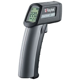 Show details of Raytek MT6 MiniTemp Infrared Thermometer.