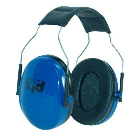 Show details of Peltor 90554 Junior Earmuff, Blue.