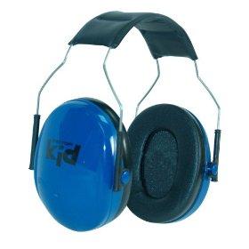 Show details of Peltor 90554 Junior Earmuff, Blue.