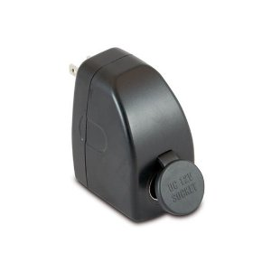 Show details of PowerLine 0900-56 12-Volt DC-AC / 1000 mA Power Socket with Enhanced Digital Power.