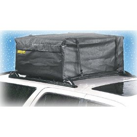 Show details of Highland 10391 Kar Pak Waterproof Soft-Sided Car Top Carrier - 15 Cubic Feet.
