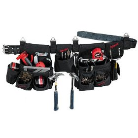 Show details of Milwaukee 49-17-0195 Tool Belt.
