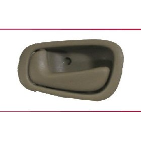 Show details of 1998-2002 Toyota Corolla LH Left Hand Tan Drivers Inside Door Handle 1999 2000 2001 Toyota Corolla Driver Indoor Han 98 99 00 01 02.