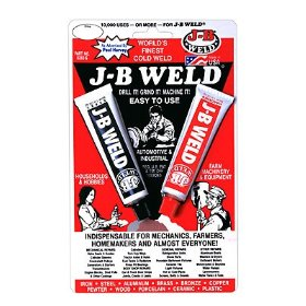Show details of J-B Weld 8265-S Cold Weld.