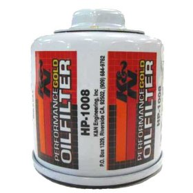 Show details of K&N HP-1008 Oil Filter.