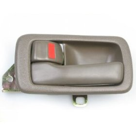 Show details of 92 93 94 95 96 Toyota Camry BROWN Inside Left Door Handle 1992 1993 1994 1995 1996 LH.