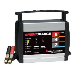 Show details of Schumacher SC-600A SpeedCharge High Frequency Battery Charger.