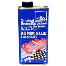 Show details of ATE Super Blue Brake Fluid (1 Liter).