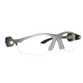 Show details of AO Safety 97490 LED Light Vision V2 Safety Glasses.