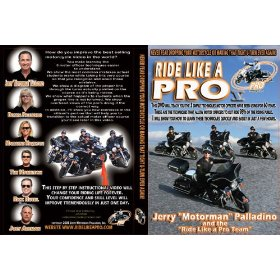 "Show details of Ride Like a Pro DVD Vol. 5 - Jerry ""Motorman"" Palladino."
