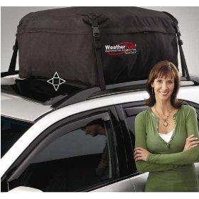 Show details of WeatherTech 60001 RackSack Cargo Carrier.