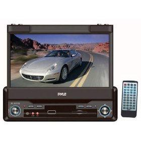 Show details of Touch Screen 7'' Motorized TFT/LCD Monitor W/ AM/FM-MP4/USB/SD Reader.