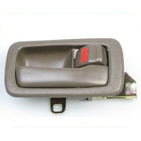 Show details of 92 93 94 95 96 Toyota Camry Brown Right Inside Door Handle 1992 1993 1994 1995 1996 RH.