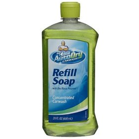 Show details of Mr. Clean AutoDry Refill Soap (10-Use, 20 Fluid Ounces).