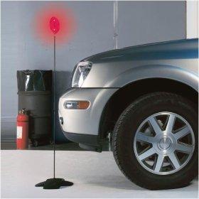 Show details of Flashing Garage Parking Signal.