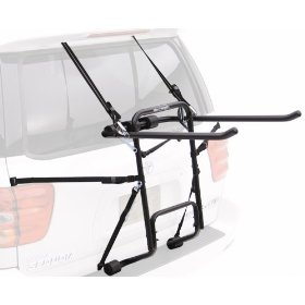 Show details of Hollywood Racks F4 Heavy Duty 4-Bike Trunk Mount Rack.