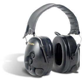 Show details of Peltor MT15H7F SV Tactical Pro Hearing Protector.