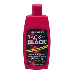 Show details of Mothers 06108 Back-To-Black - 8 oz.