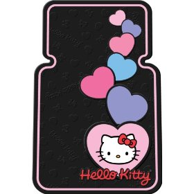 Show details of Officially Licensed Hello Kitty Floor Mat.