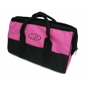 Show details of Girlgear Industries 65 Pink Tool Bag.