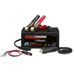 Show details of Schumacher SC-300A Speedcharge Charger/Maintainer.
