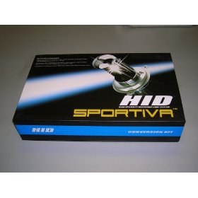 Show details of Sportiva Motors H4 12000K HID Xenon Conversion Kit Headlight + Ballast for H4.