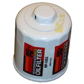Show details of K&N HP-1003 Oil Filter.