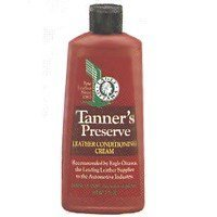 Show details of Tanners Preserve Leather Conditioning Cream 7.5 fl. oz..