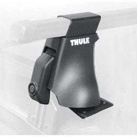 Show details of Thule 400XT Aero Roof Rack Foot Pack (Set of 4).
