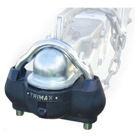 Show details of Trimax UMAX100 Universal 'Die-Cast' Dual Purpose Coupler Lock (fits all couplers).