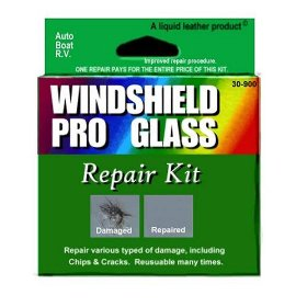 Show details of Windsheild Pro Glass Repair Kit.