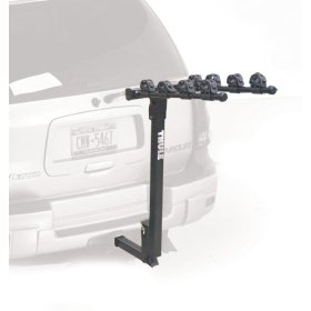 Show details of Thule 956 Parkway 4-Bike Hitch Mount Rack (2-Inch Receiver).