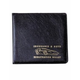 Show details of Bell 11001-1 Insurance & Car Registration Wallet.