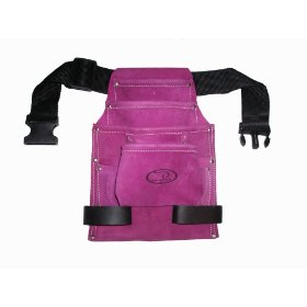 Show details of Girlgear Industries 68 Pink Tool Pouch.