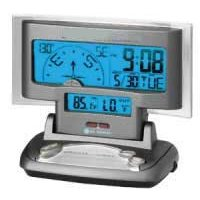 Show details of Digital Car Compass with Temperature, Clock, Calendar Functions.