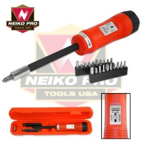 Show details of Professional-Grade Torque Screwdriver - 10-50 Inch Lbs.
