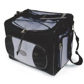 Show details of 12V, Cooler Bag, Soft Sided, Holds 24 Cans.