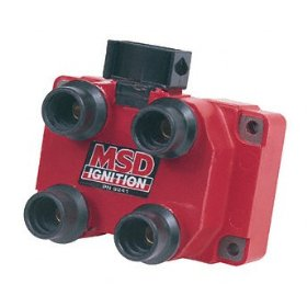 Show details of MSD Ignition 8241 Blaster OEM Replacement Coil.