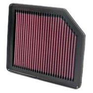 Show details of K&N 33-2342 Replacement Air Filter.