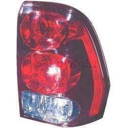 Show details of TAIL LIGHT chevy chevrolet TRAILBLAZER EXT 02-05 lamp rh.