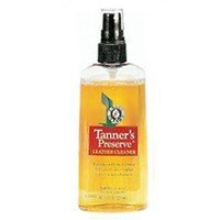 Show details of Tanner's Preserve Leather Cleaner, 7.5 oz.